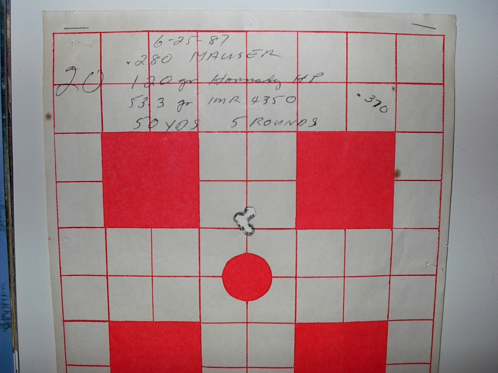 WHAT IS THE BEST WAY TO SIGHT A 300 WEATHERBY MAGNUM FOR